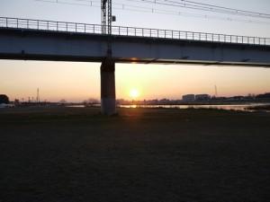 日の出その2